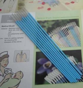 cytology brush cervical brush medical brush