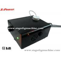 China 400 Watt RG Stage Laser Fog Machine Mini LED Smoke Machine With Remote Control  X-03 wholesale