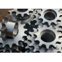 China High Precision Stainless Steel Sprockets Wheel Gear With Powder Metallurgy Processing wholesale
