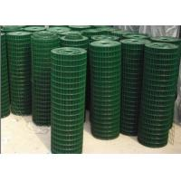 China Electro Galvanized Welded Wire Mesh 1/2 3/4 Inch Welded Wire Panels wholesale