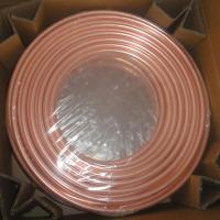 China Customized C12200 Seamless Copper Tube Straight For Water Heater wholesale