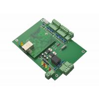 32 bit ARM flushbonading industrial grade access control board