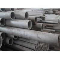 China 400 Series Stainless Steel Tubing , Squash Test Large Stainless Steel Pipe wholesale