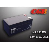 Quality 3.5AH Back Up Regulated Lead Acid Battery , Lightweight 12v Deep Cycle Battery for sale