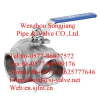 China 3 way ball valve wholesale