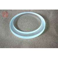 China 10mm 12mm custom clear tempered flat float frosted glass sheet cut to size for downlight LED on sale