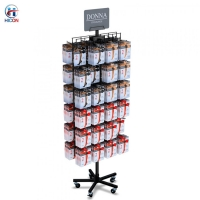 China Hanging Accessories Display Portable Gridwall Floor Display Stands wholesale