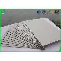 China High Stiffness Double Grey Board Paper 300gsm 350gsm Smooth Surface For Wine Box wholesale