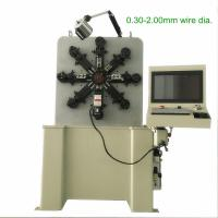 China High precision and accuracy camless eleven axis spring former for spring and wire forms making wholesale
