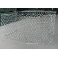 China Hot Dipped Galvanized Hexagonal Woven Wire Netting For Poultry Cage wholesale