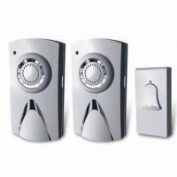 China AC Wireless Door Bell with 200 to 240V Supply Voltage and Indoor Application Scope on sale