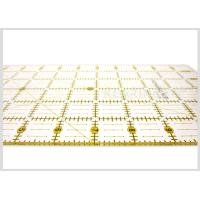 China Laser cut Patchwork Quilting Rulers kearing brand  for handicraft  KPR1206 wholesale