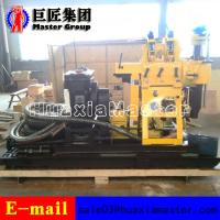 China XYX-200 Wheel Type hydraulic press rotary drilling machine water well drilling rig for sale wholesale