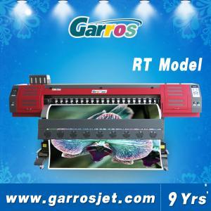 China Digital Printer/Sublimation Printer/Fabric Printer/ T-shirt Canvas Printing Machine Garros RT1801 wholesale