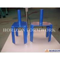 China Scaffolding Fork Head to Support H20 Timber Beams In Slab Formwork Systems wholesale