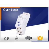 China 600W Rated Voltage Staircase Timer Switch , CE Din Rail Digital Timer Switch wholesale