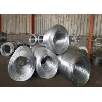 Buy cheap Galvanized High Carbon Spring Wire , Carbon Steel Welding Wire 0.2mm-4mm from wholesalers