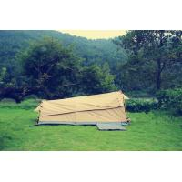 China 4WD Accessories Canvas Swag Tent With Aluminum Alloy Or Fibreglass Poles wholesale