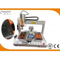 Double Station Automatic Electronic Screwdriver Machine For Assembly Line