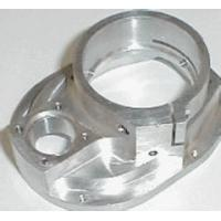 Quality CNC Machined Prototypes Sliver Aluminum Stainless Steel Part Machined for sale