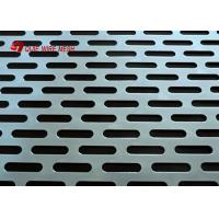 China Railing Infill Perforated Metal Sheet Wall Cladding Facades Screen Panels on sale