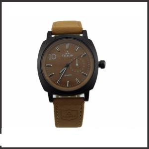 China Coolest Luxury Men'S Quartz Watch , PU Belt Mens Casual Watches Shatter Resistant wholesale