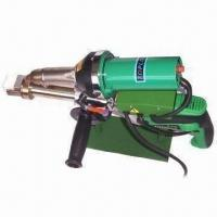 China Plastic Extruding Welder with German Metabo Driver, Reliable heat gun, use for HDPE, PP, PVDF and PE wholesale