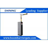 China RetractableSecurity Traffic Boom Barrier,Entrance Barrier Gate With Folding Arm wholesale