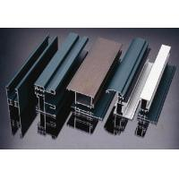 China Powder Painted Aluminum Extrusion Profiles , Aluinum Window / Door Profile wholesale