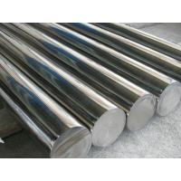 China Architecture Stainless Steel Round Bar / Rod Pipe Fittings With ASTM A276 JIS Standard wholesale