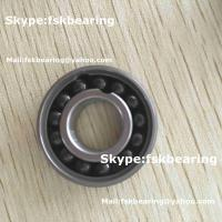 Quality Full Complement 6001 Hybrid Ceramic Ball Bearings Stainless Steel Rings Si3N4 Balls for sale
