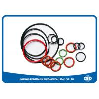 Buy cheap Rubber Mechanical Seal O Ring NBR / EPDM Various Colors Available from wholesalers