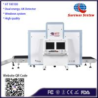 China Briefcases Checking X Ray Security Scanner Machine With Windows System wholesale