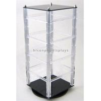 China Shop Rotating Fashion Accessories Display Stand For Body Piercing Earring wholesale
