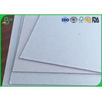 China File Folders Grey Board Paper 300gsm To 1500gsm 700 * 1000mm Grade AAA wholesale
