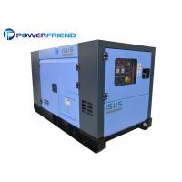 China Silent Type 105kw 131kva Oem Water Cooled Diesel Generator Set With Canopy wholesale