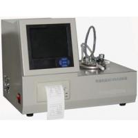 China GD-5208 Rapid Low Temperature Closed Cup Flash Point Tester wholesale
