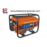 China 3.2kw Portable Power Electric Gasoline Generators Copper Wire OEM Accepted wholesale