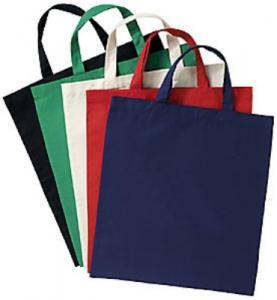 China Organe colour folding bag,non woven bag wholesale