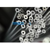 China EN10216-5 X5CrNi18-10 6*1mm Stainless Steel Sanitary Tube With Bright Annealed Surface wholesale
