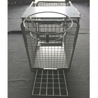 China Folding Shopping Trolley With Wheels on sale