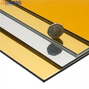 China High quality  Mirror Aluminum Composite Panel wholesale