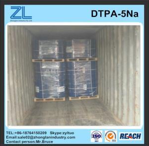 Best price light yellow DTPA-5Na liquid