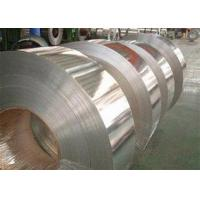 China 1% Nickel Stainless Steel Cold Rolled Coil , Anti Corrosion 201 Steel Strip Coil wholesale