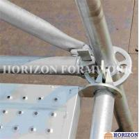 China Heavy Duty Wedge Lock Scaffolding System Hot Dip Galvanized Hot Dip Galvanized wholesale