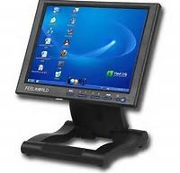 China Projected Touch Screen Computer Monitor, USB Touch Screen Industrial Monitor wholesale