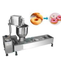 China Portable Commercial Mini Donut Machine , Industrial Donut Maker User Friendly on sale