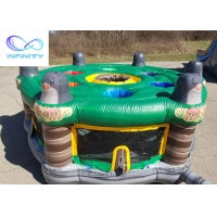 China 5m Carnival  Interactive Inflatable Human Whack A Mole wholesale
