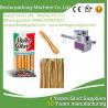 Buy cheap Máquina empacadora Breadsticks, máquina empacadora de palitos, máquina de llenado de palitos de pan from wholesalers
