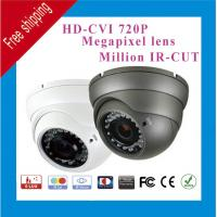 China DAHUA Solution 1Megapixel 30m IR distance 2.8~12mm/4~9mm lens 720P HD-CVI IR Metal Dome Camera 36 LED weatherproof wholesale